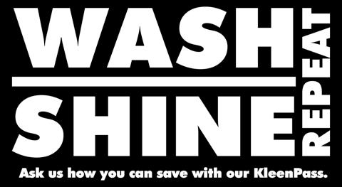 Wash Shine Repeat